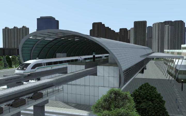 Train Simulator 2016 で世界鉄...